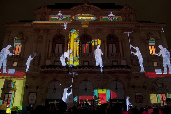 Lễ hội ánh sáng fete des lumieres