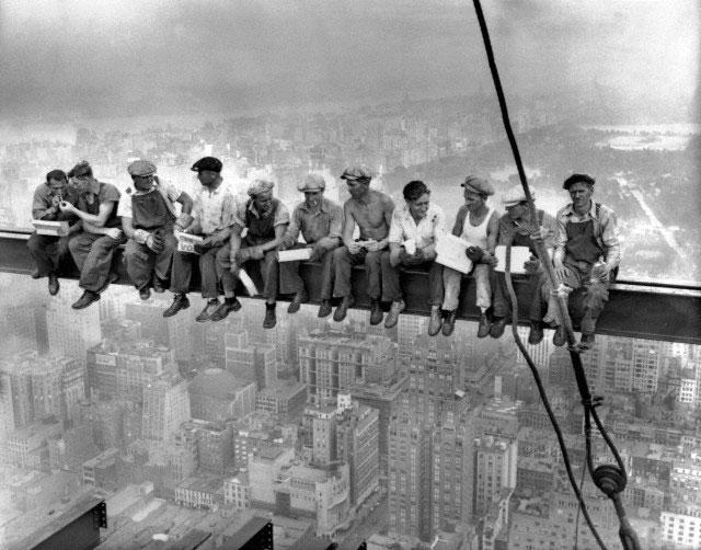 nhà cao tầng toàn cầu hóa