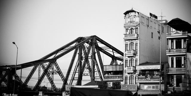 cầu biểu tượng đô thị